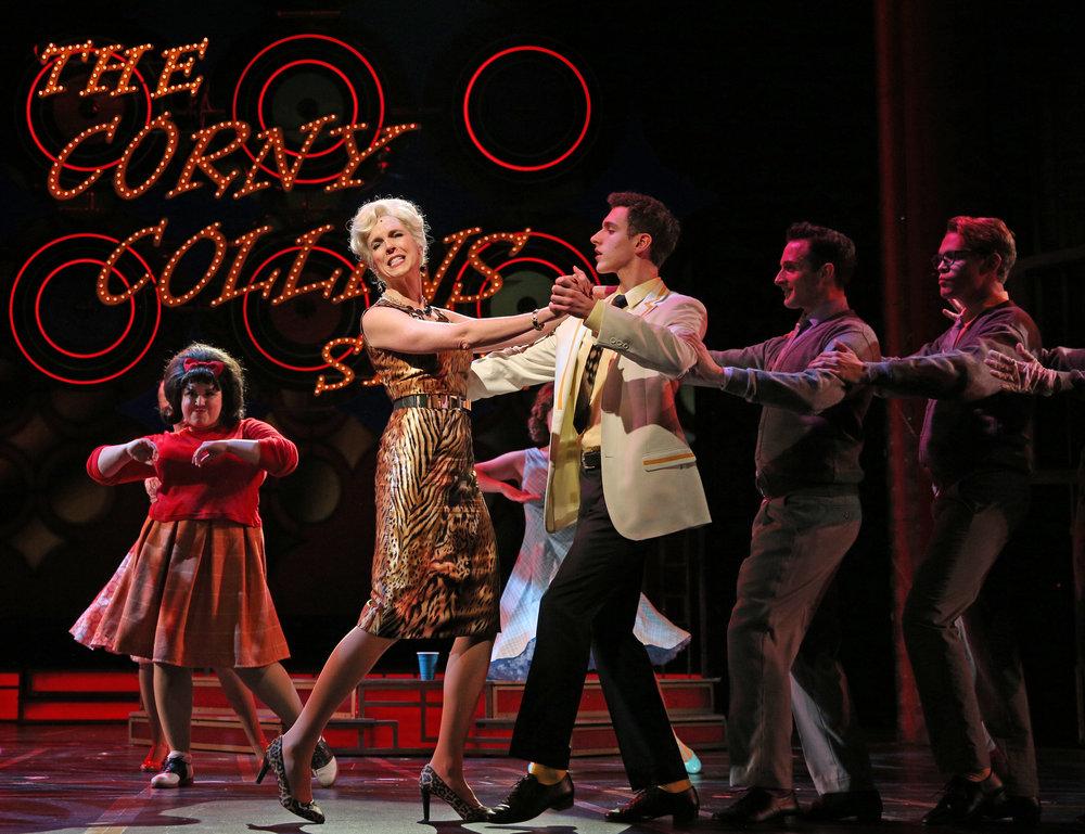 Velma Von Tussle, Hairspray , Paramount Theatre