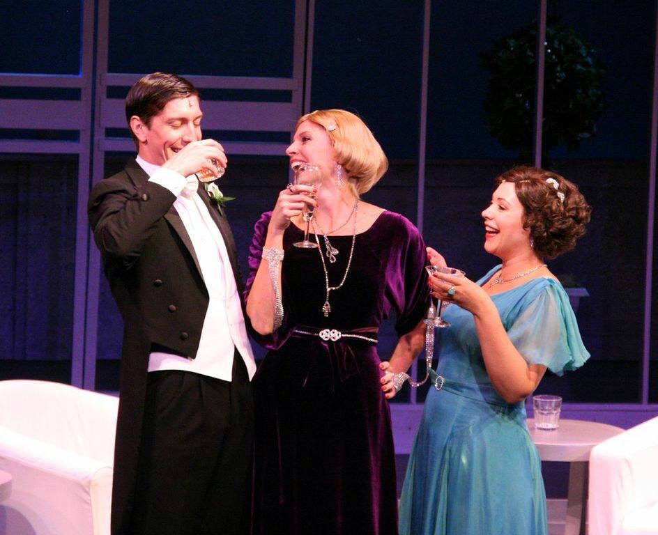 Dorothy Fox,  Let's Misbehave , Fox Valley Repertory