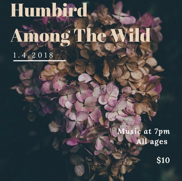 Countdown to a cozy night at @crescendomdsn this Thursday opening for the lovely @humbirdhumbird 🎶☕️🍺🍷🎶 Grab some tickets (link in bio) and see you there!