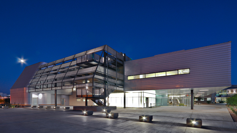 MESA COMMUNITY COLLEGE PHYSICAL SCIENCE BUILDING