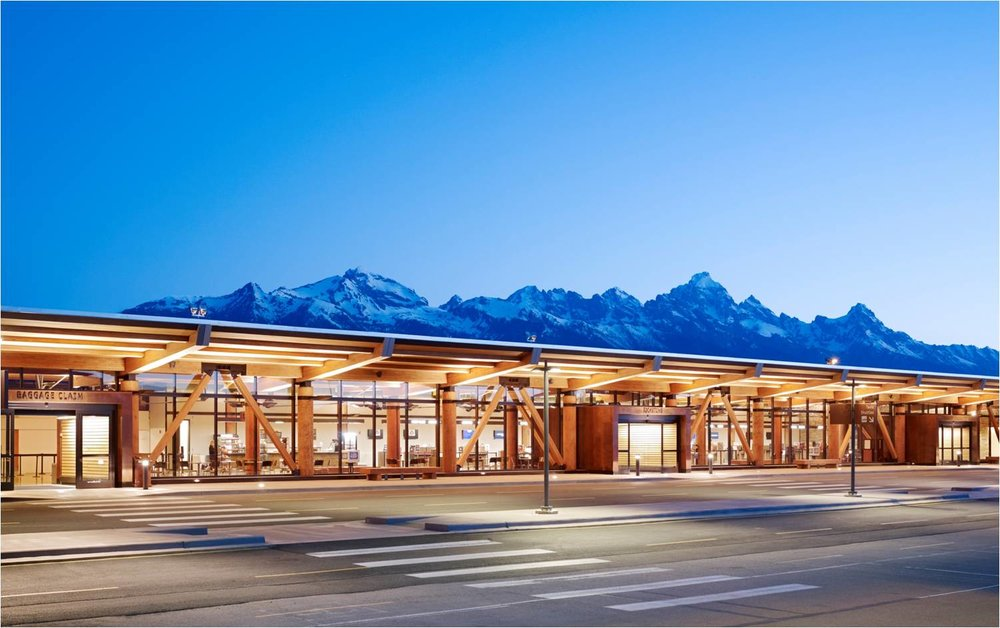 JACKSON HOLE AIRPORT EXPANSION AND RENOCATION