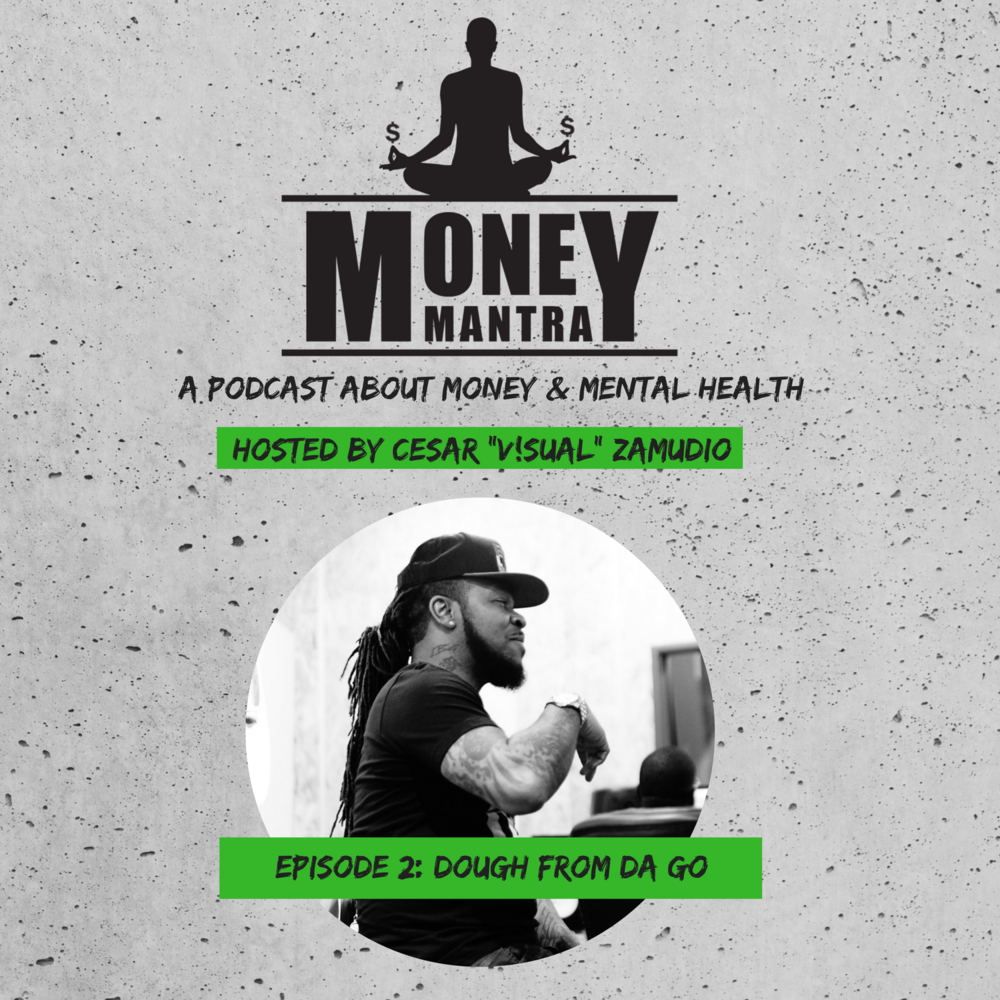 Chicago - music business entrepreneur/Def Jam marketing rep, Dough From Da Go discusses his rise, fall, and his grind to get back to build his brands.
