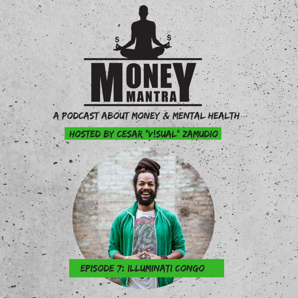 In this very laid back interview - In this very laid back interview the artist, yoga instructor and entrepreneur Illuminati Congo talks abundance, prosperity and interestingly, how his time spent in the infamous Chicago