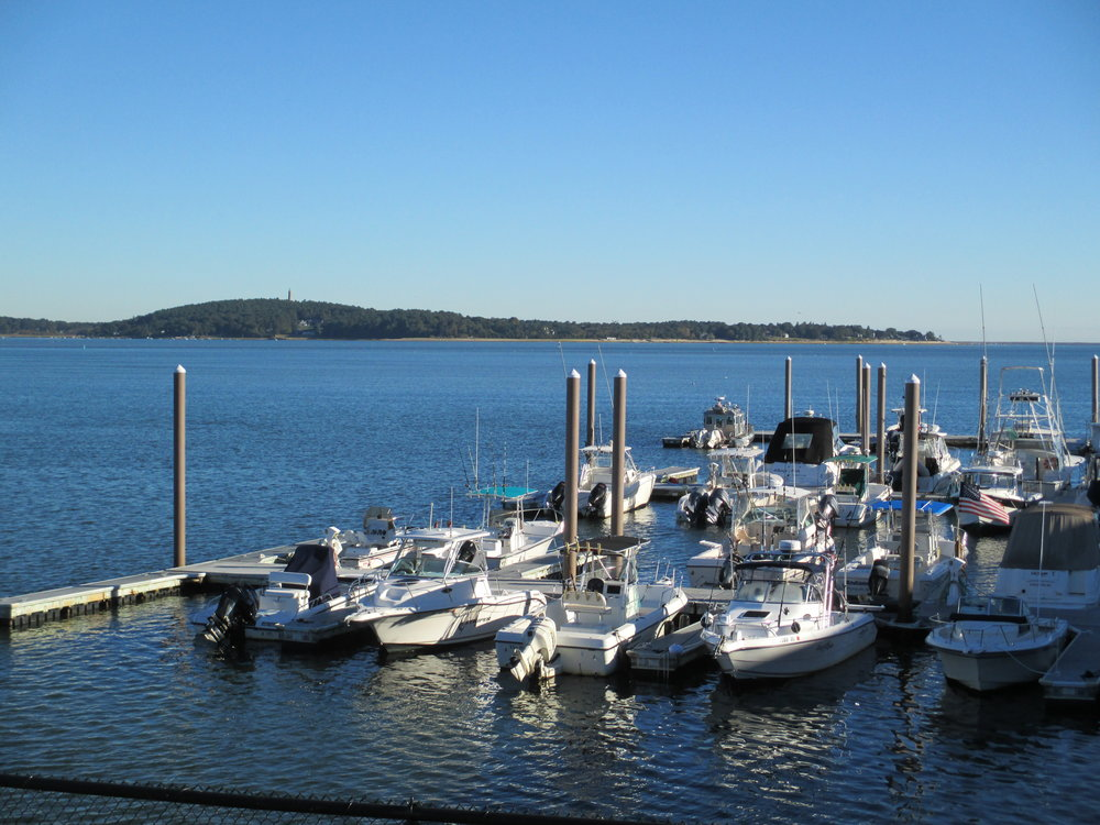 MARINA AT CORDAGE PARK    DEVELOPMENT SITE - Plymouth, MA    54-slip marina with plans for expansion
