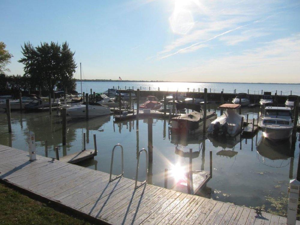 Anchor Bay Marina    Fair Haven, MI    Marina located on Lake Saint Claire