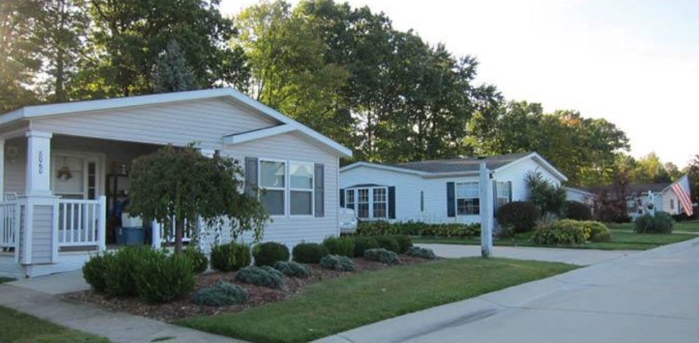 PRIOR HOLDING    ANCHOR BAY - Fair Haven, MI    1384-site Manufactured Housing Community located in Fair Haven that was repositioned and sold
