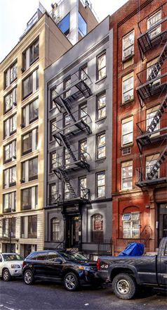 PRIOR HOLDING    Manhattan, NY    Residential apartment building with retail in the Upper East side that was renovated and sold