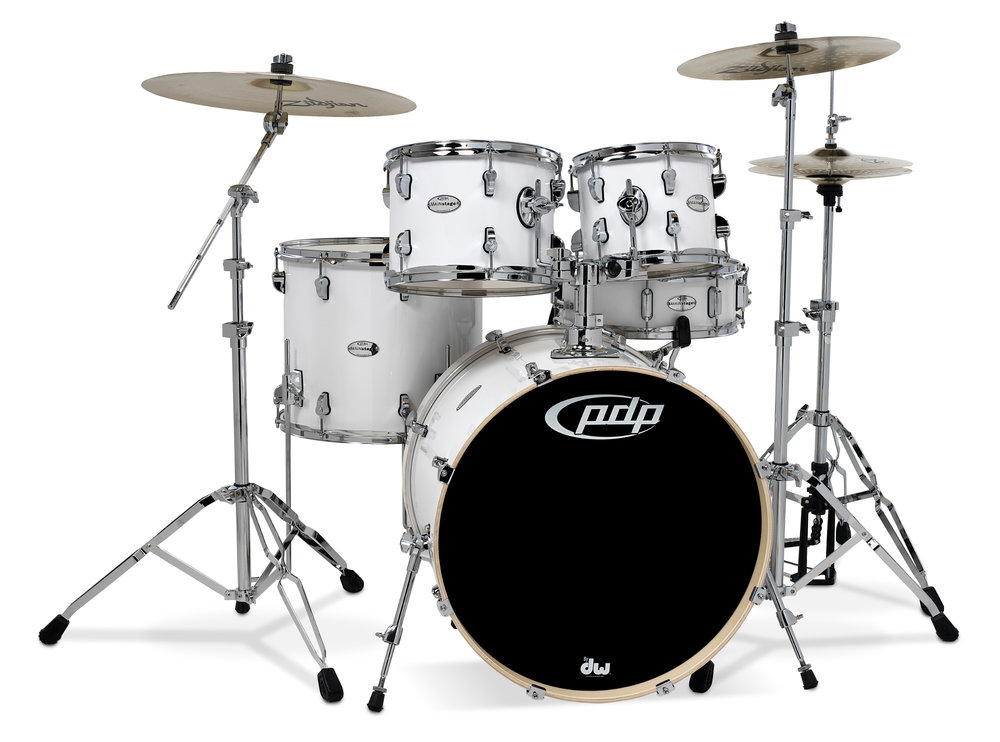 Win a pdp drum kit