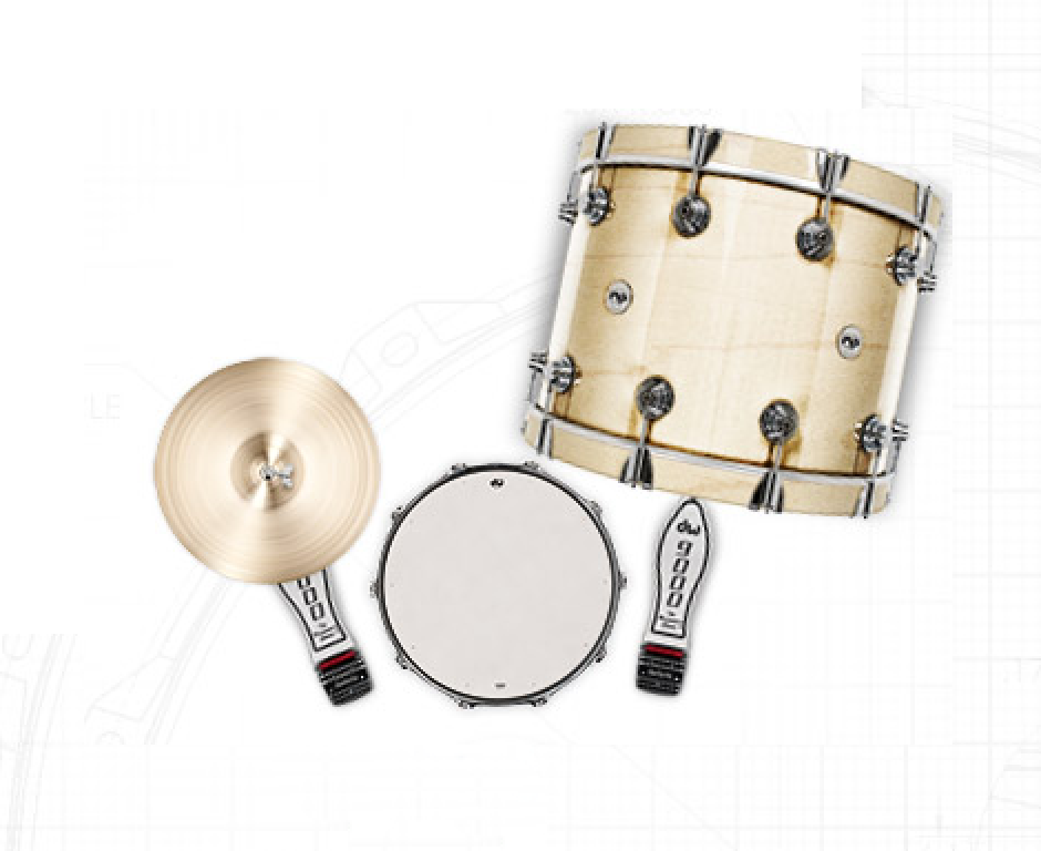 Anatomy of a Drum Kit — PlayDrums.com