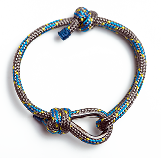 SHKERTIK BRACELET HOTEL 6 - $19.99 Rich-in-colors and surely non-monotonous daily routine. Handmade in Lithuania.