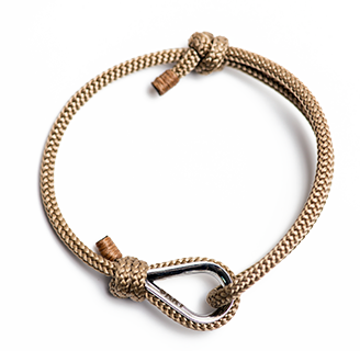 SHKERTIK BRACELET INDIA - $19.99 Diligence, honesty, unbeatable drive, shyness of sole-tickling sand.  Handmade in Lithuania.