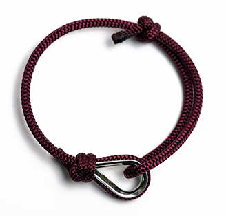 SHKERTIK BRACELET BRAVO 4 - $19.99 Hard-hearted optimism and universal tolerance towards exceptionally creative soul and firm character.  Handmade in Lithuania