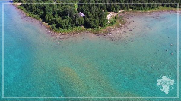 The Flats of Beaver Island