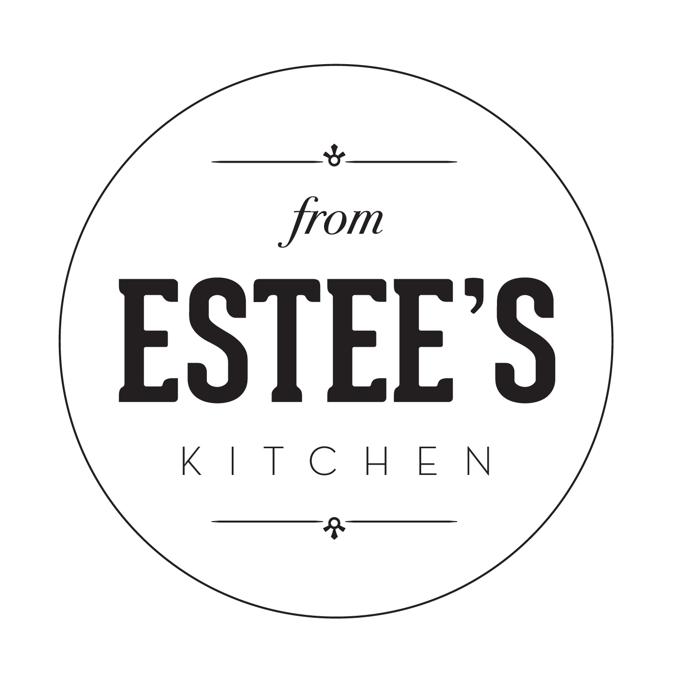 From Estee's Kitchen