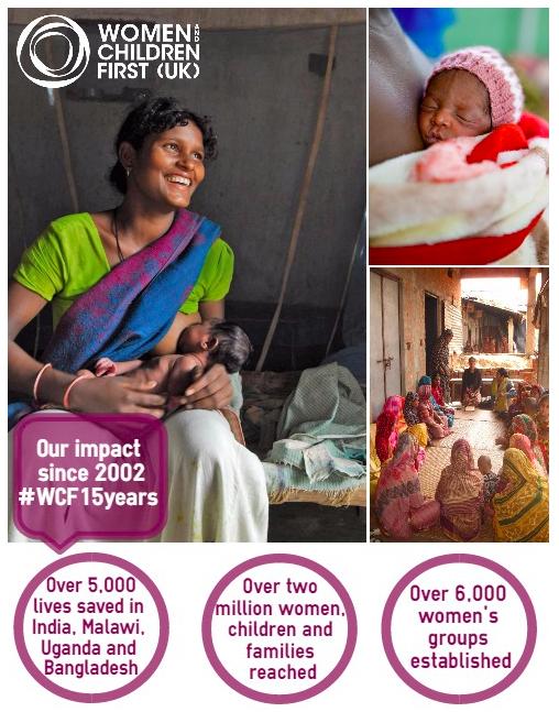 women and children first achievements