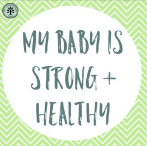 positive affirmation for birth