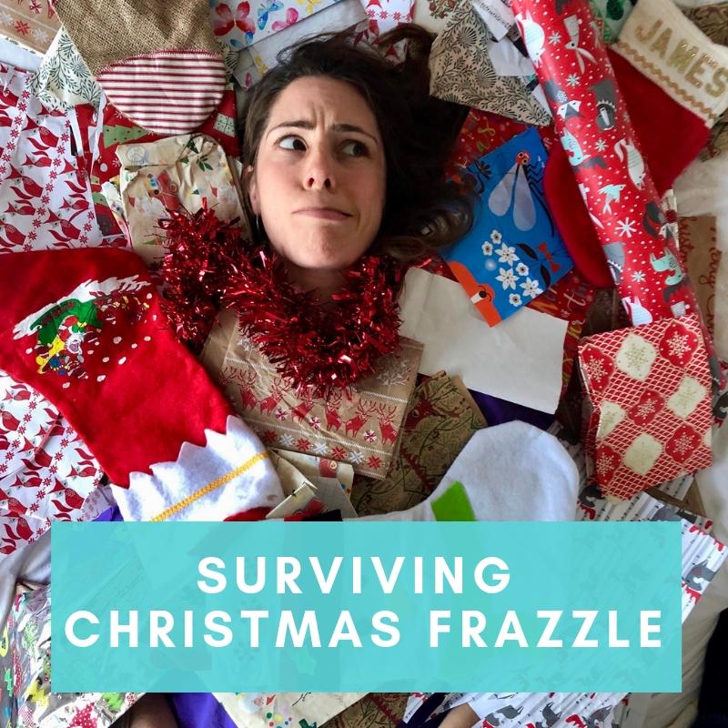 Surviving Christmas Frazzle.jpg