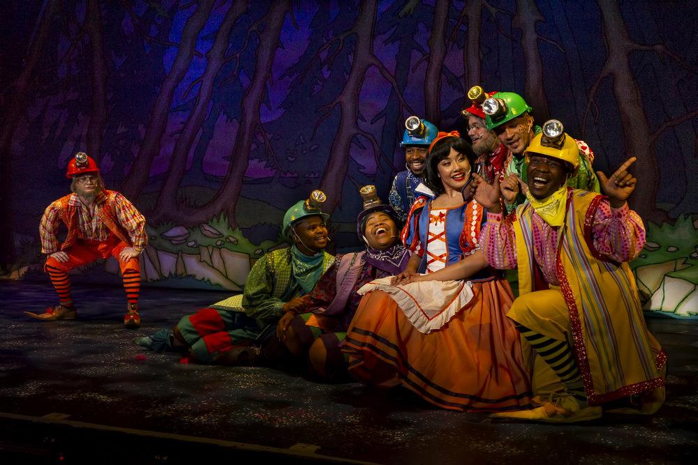 Snow White Pantomime 1