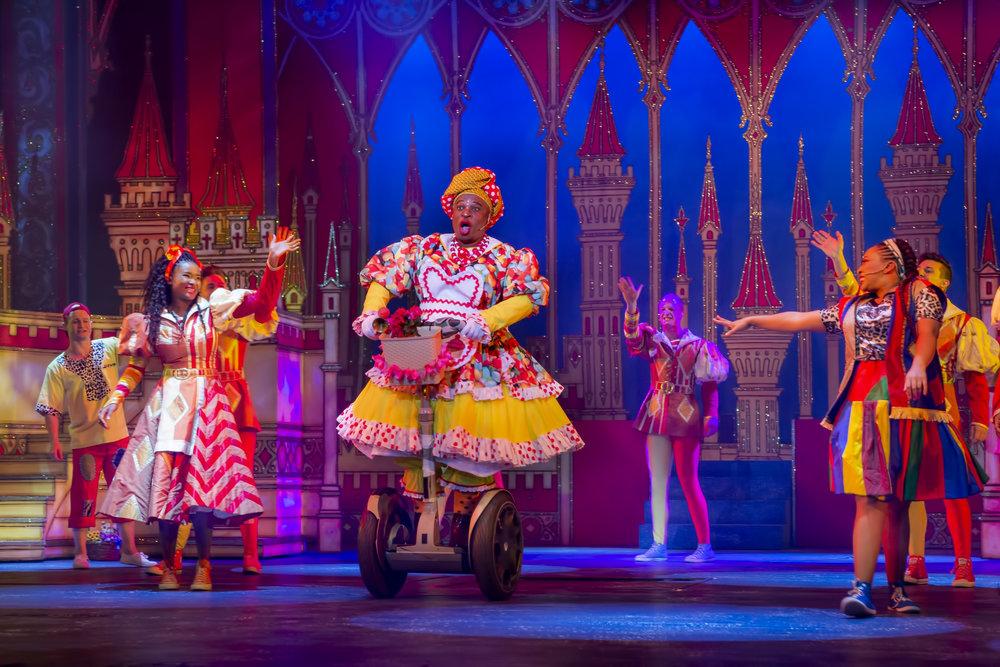 Snow White Pantomime 2