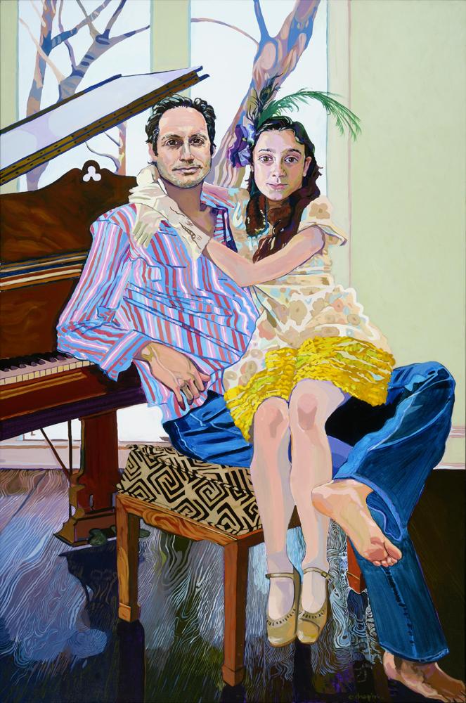 Scott and Susannah