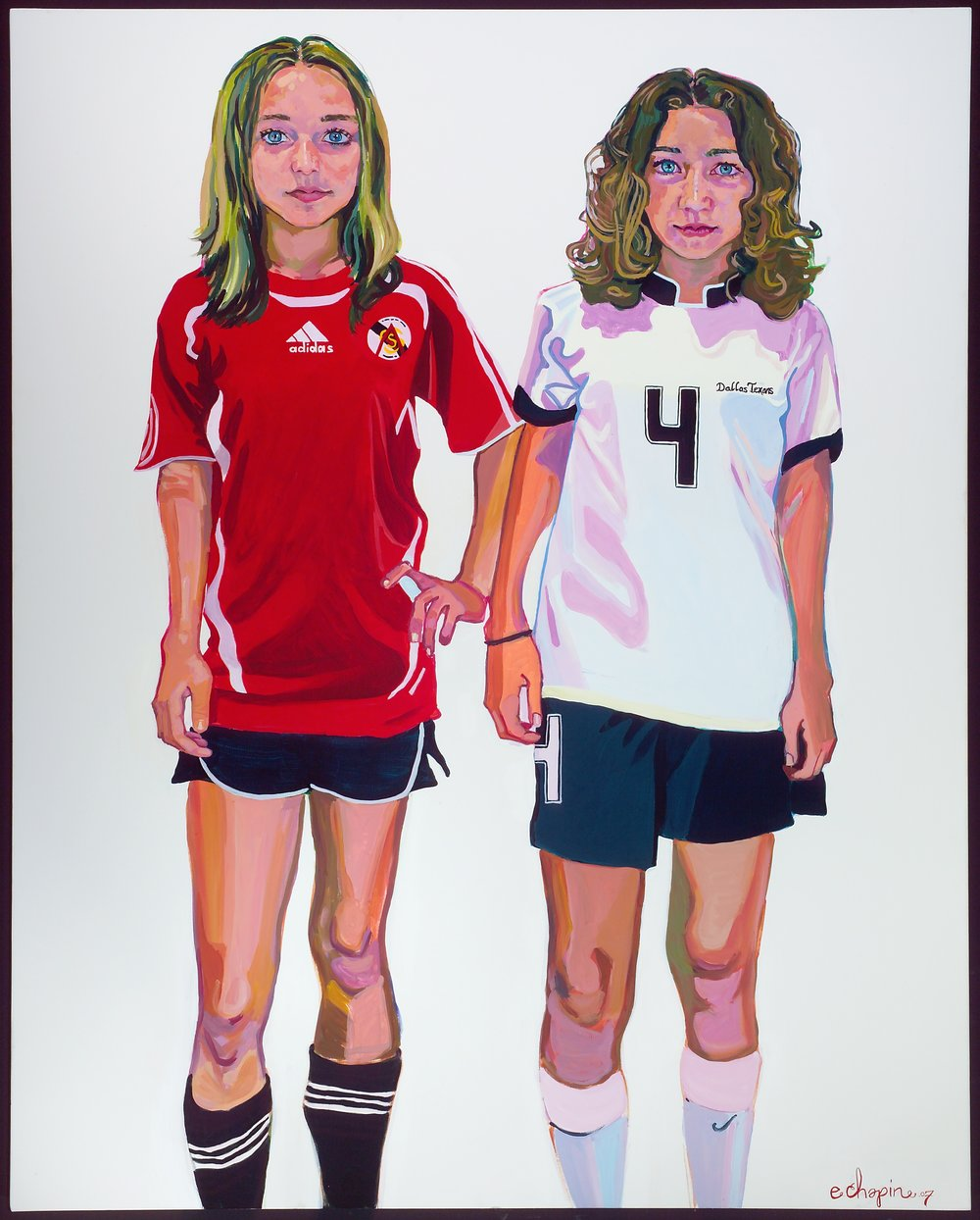 Brennan & Alina