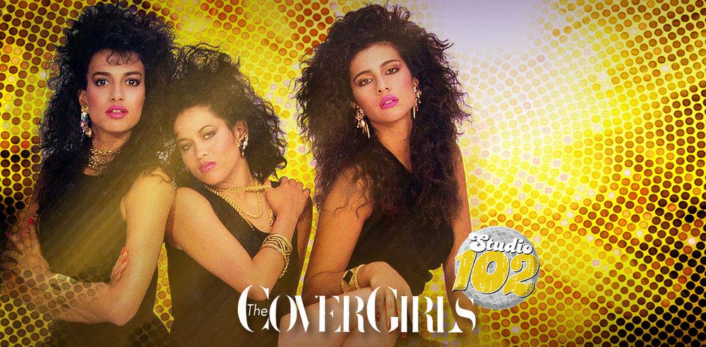 Studio 102: The Cover Girls