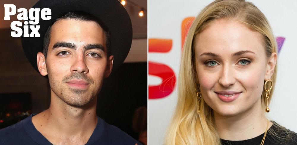 Joe Jonas and Sophie Turner Cozy Up In Miami