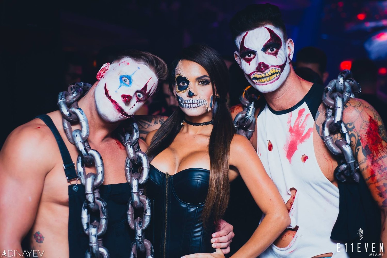 Halloween 2017   E11EVEN Miami Nightclub