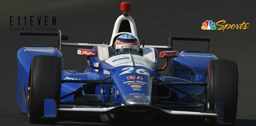 With Third-Place Showing, Ed Jones Is Highest-Finishing Indy 500 Rookie
