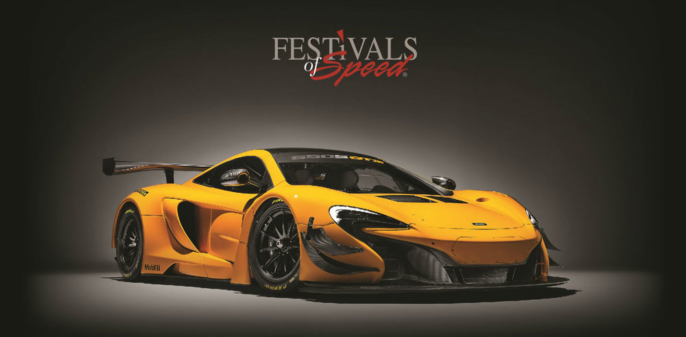 Festivals of Speed Buffet Brunch September 10