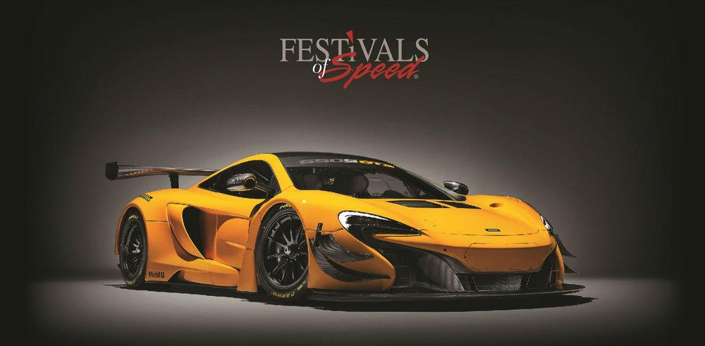 Festivals of Speed Buffet Brunch September 10