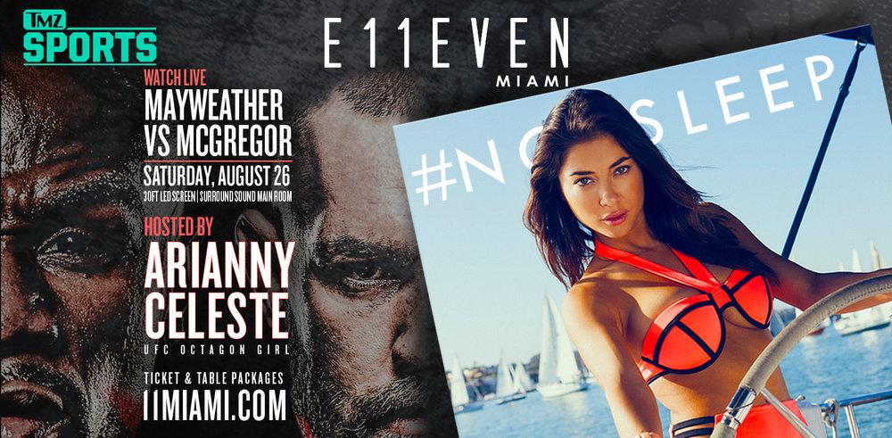 Mayweather vs McGregor NOT USING UFC'S OCTAGON GIRLS ... It's All Corona!