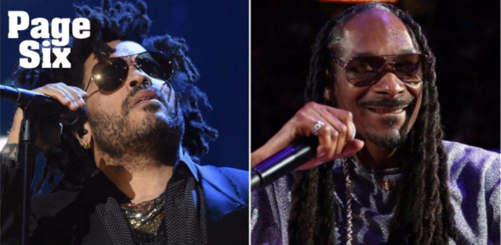 Lenny Kravitz and Snoop Dogg rock Miami Make-A-Wish Ball