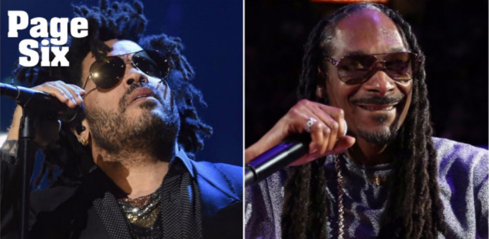 Lenny Kravitz and Snoop Dogg rock Miami Make-A-Wish Ball