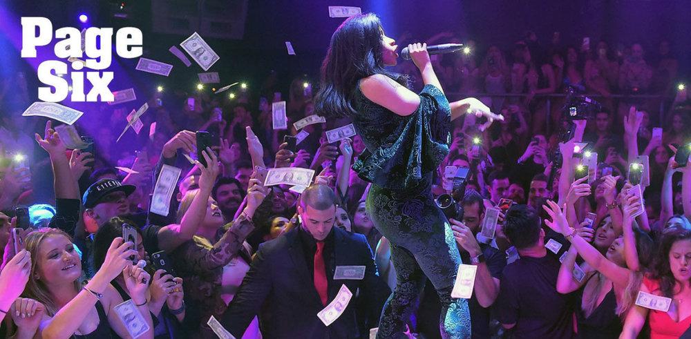 Cardi B Makes It Rain At Florida Strip Club