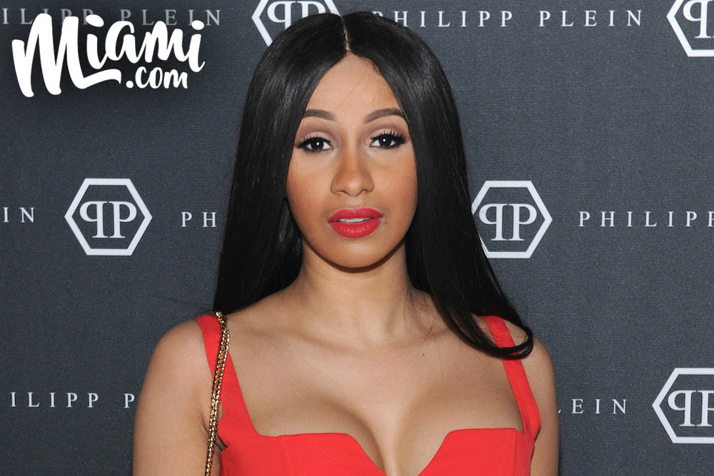 Spend late night in Miami with Cardi B the night before Thanksgiving