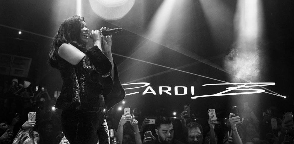 CARDI B TO PERFORM LIVE AT E11EVEN MIAMI ON FRIDAY, APRIL 6th