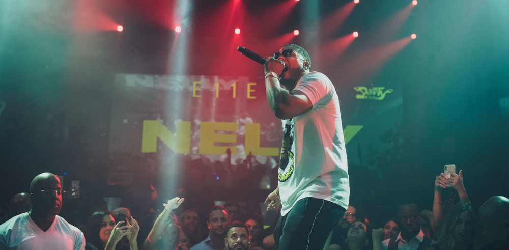 E11EVEN MIAMI KICKSOFF NOVEMBER WITH NELLY AND WYCLEF JEAN