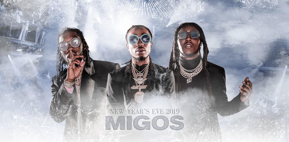 NYE 2019: MIGOS