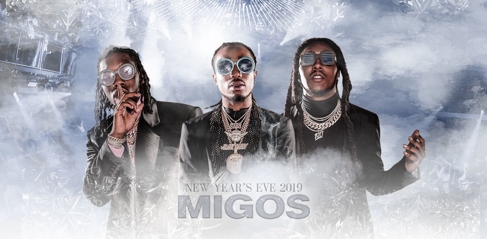 E11EVEN MIAMI NEW YEAR'S EVE 2019 COUNTDOWN WITH MIGOS