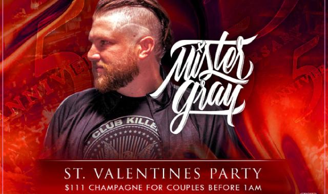 Saturday, February 02 |  ARTIST TBA    TICKETS |    VIP TABLES