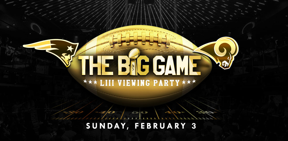 Big Game Viewing Party
