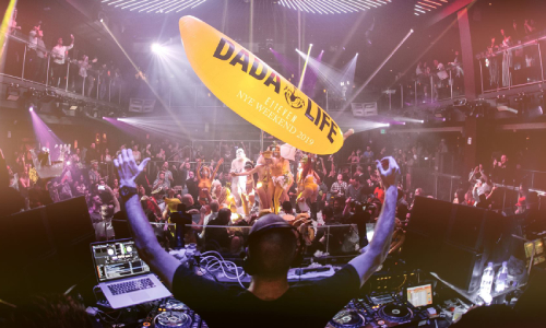 New Years Day 2019 Ft. Dada Life |  View    Full Gallery