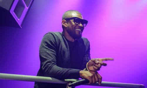NYE 2015 Ft. Usher |  View    Full Gallery