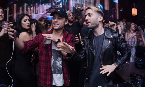 New Years Day 2016 Ft. Party Favor + A-Trak|   View Full Gallery