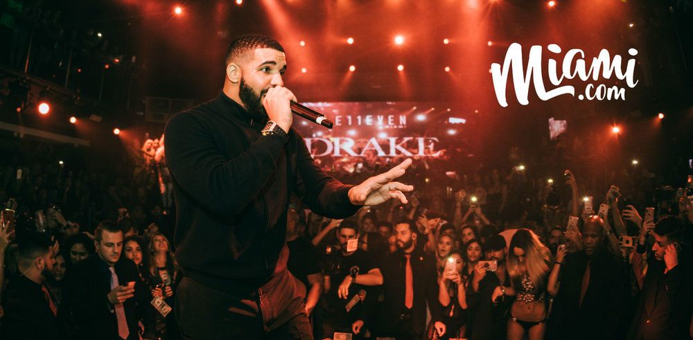 'Miami, I love you to death:' Drake parties all over town after back to back concerts