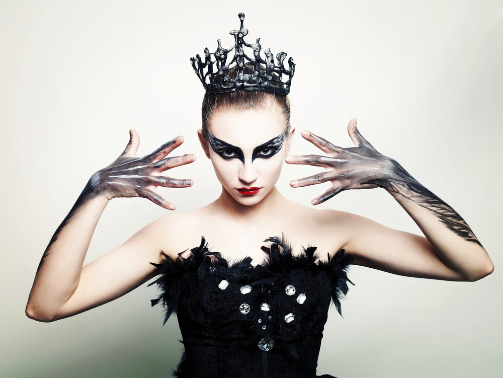 Black Swan ballet show