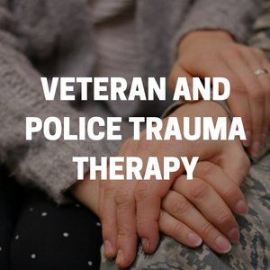 Veteran and Police Trauman and PTSD Therapy Session in NJ by Colleen Cavanagh LCSW