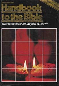 Eerdmans' Handbook to the Bible , revised edition, 1984 pp. 10-15
