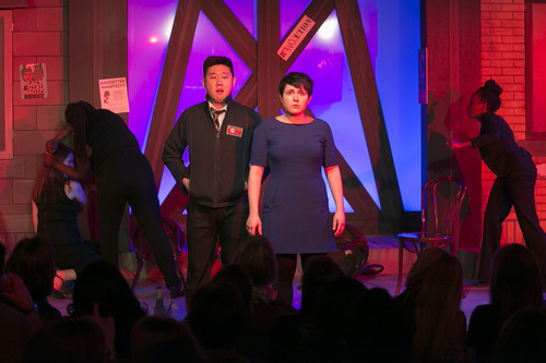 Peter Kim Comedy